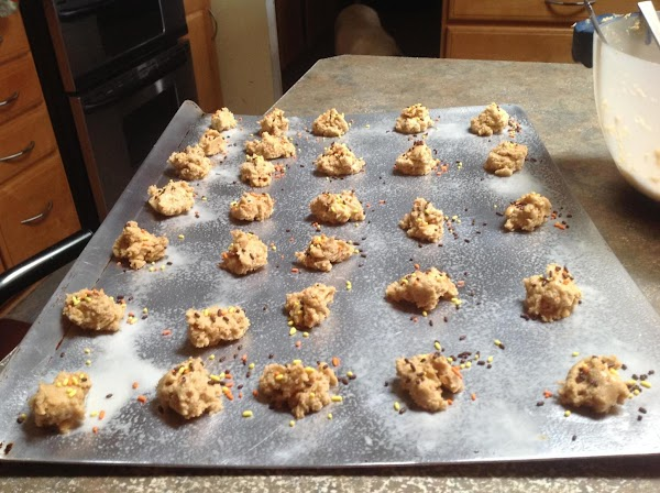 Add in the remaining flour.Beat until batter is creamy and smooth. Grease or spray...