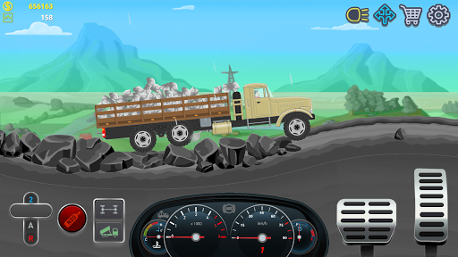 Trucker Real Wheels - Simulator apkmr screenshots 4