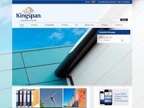 Photo: Kingspan Panels, www.kingspanpanels.co.uk Implemented by: NetConstruct