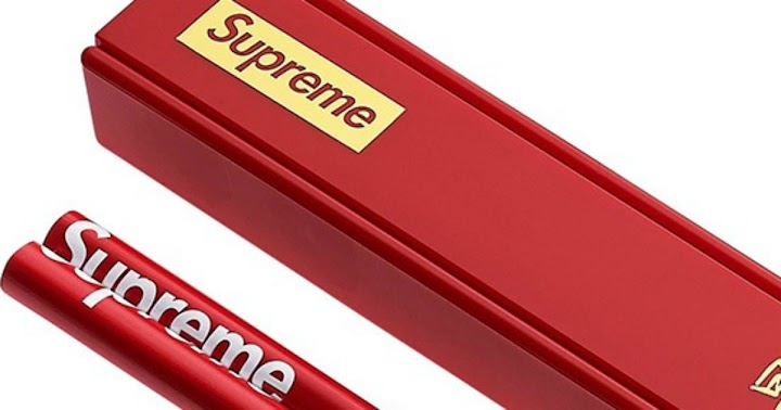 quality design 15bd6 7afb1 Streetwear Brand Supreme Features Chopsticks For Their New Collection