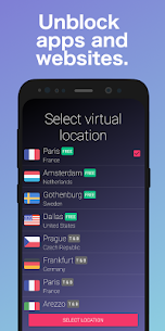 Free VPN & Proxy by 21 VPN App Download For Android 9