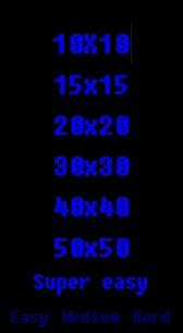Simple maze 9