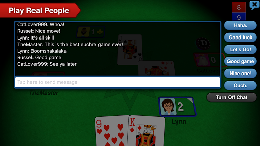 Euchre 3D 5.6 screenshots 5