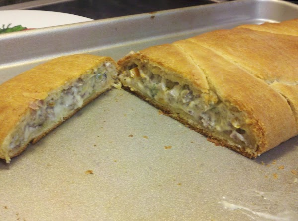 Susan's Savory Brunch Roll Recipe
