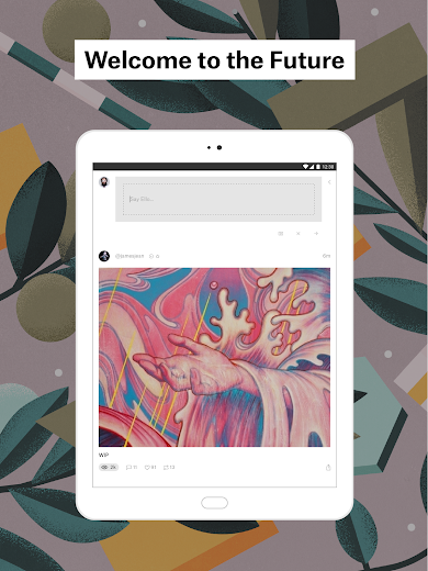 Screenshot 8 for Ello's Android app'