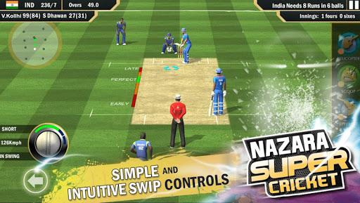Nazara Super Cricket 0.26 screenshots 9