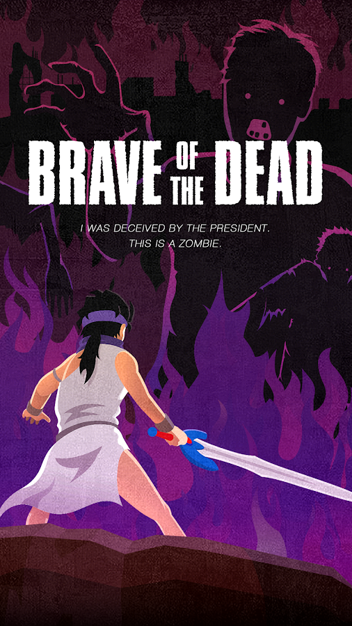 BRAVE OF THE DEAD- screenshot