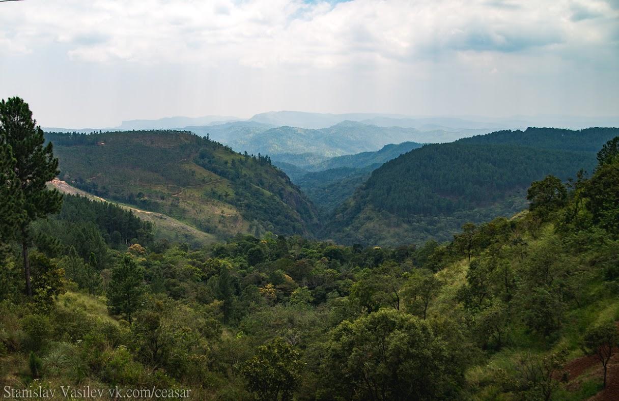Вид с шоссе, Шри-Ланка