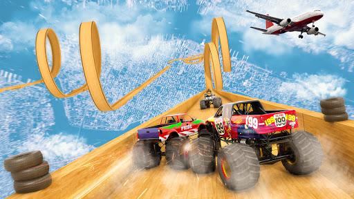 Real Monster Truck Games 2020 - New Car Games 2020 2.0.4 screenshots 5