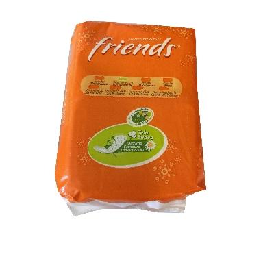Protector Diario Friends Manzanilla 40Und