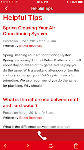 Baker Brothers Plumbing & Air- screenshot thumbnail