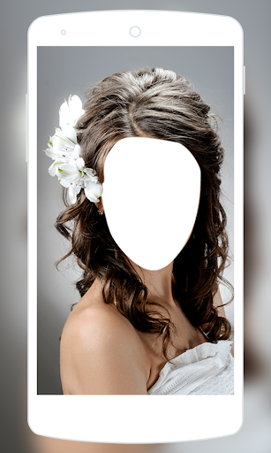 Lovely Wedding Hairstyle 1.0 6