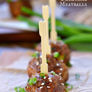 Water Chestnut Meatballs Recipes.