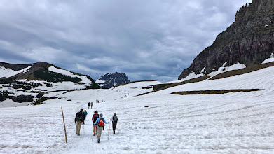 Photo: Tuesday - Started a Glacier Park Geology course with the Glacier Institute
