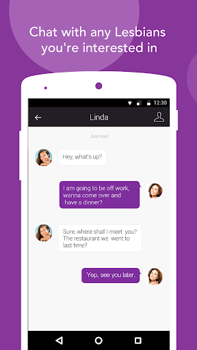 Lesly: Lesbian Dating App 1.3.5 screenshots 4