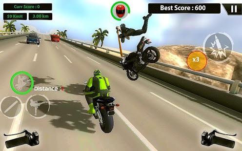 3D Hero Super Spider Rider - náhled