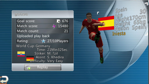 Winner Soccer Evo Elite 1.6.5 Cheat screenshots 4