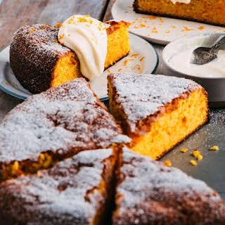 Italian Carrot Cake (Torta di Carote).