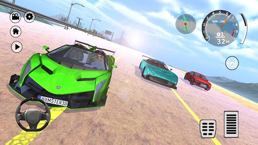Drift Simulator: Veneno Roadster 1.0 screenshots 14
