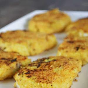 Potato Croquettes with mozzarella