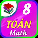 8th grade math icon
