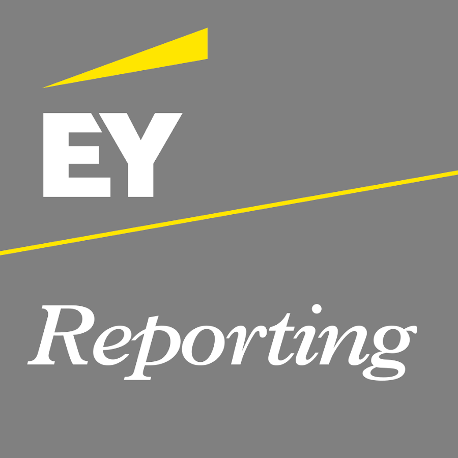 EY Reporting- screenshot