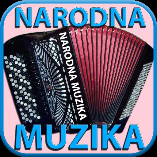 Android aplikacija Narodna Muzika