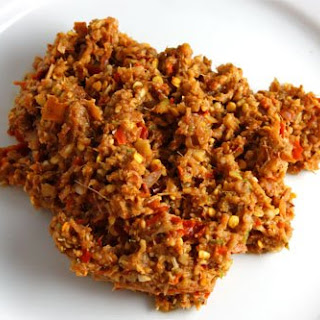 Red Curry Paste.