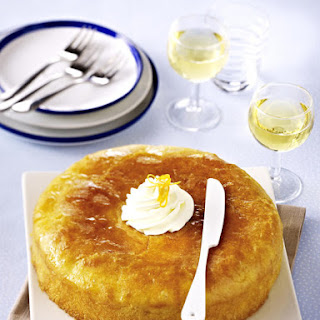 Spiced Rum Baba.