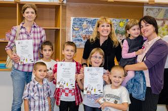 Photo: Ekipa kreativaca s diplomama :)