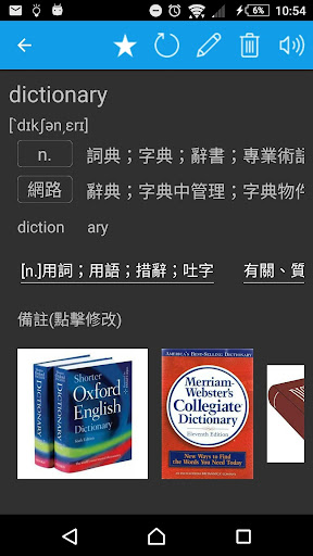 Cut 字根字首辭典