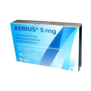 Aerius 5Mg Tabletas Caja