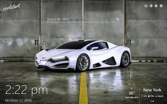 Hypercar HD Wallpapers Sports Cars Theme