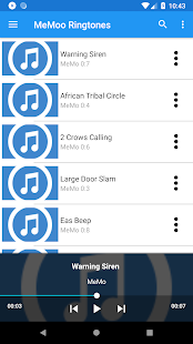 App MeMoo Basic Ringtones APK for Windows Phone