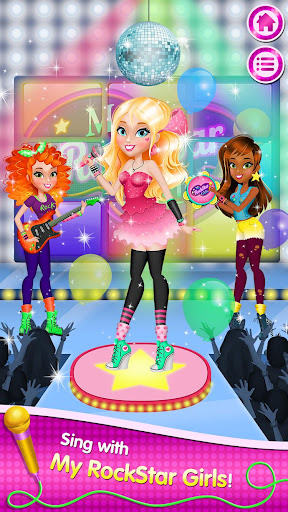 My Rockstar Girls - Party Band