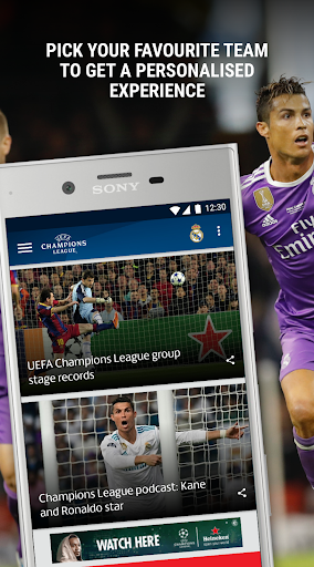 UEFA Champions League for PC