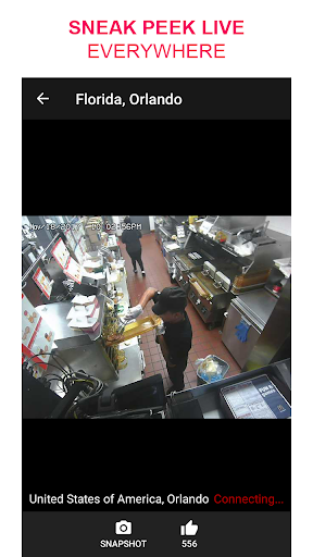 Live Camera Viewer u2605 World Webcam & IP Cam Streams 1.7 screenshots 6