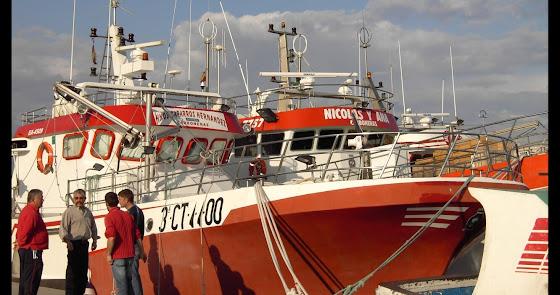 Un 'Gran Hermano' a bordo de los barcos de pesca de Almería