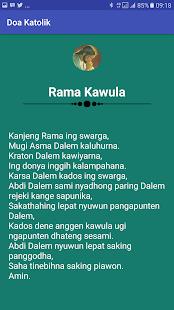 Doa Bahasa Jawa : bahasa, Download, Katolik, Windows, Books, Reference, Android