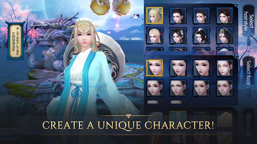 Jade Dynasty Mobile: Your pocket open world MMORPG 1.321.0 screenshots 1