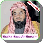 Sheikh Saud Al-Shuraim Mp3 Full Qur'an Online