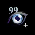 Visual Counter - Tasbeeh Widget icon