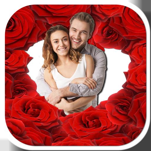 写真のための愛のフレーム 娛樂 App LOGO-APP試玩