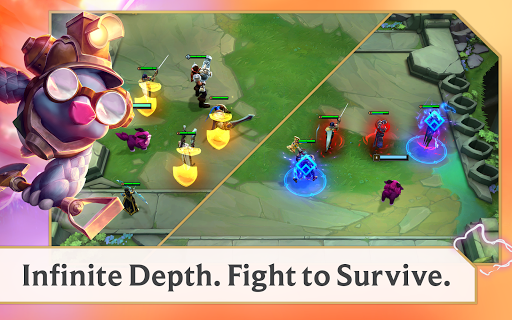 Teamfight Tactics: League of Legends Strategy Game screenshot 16