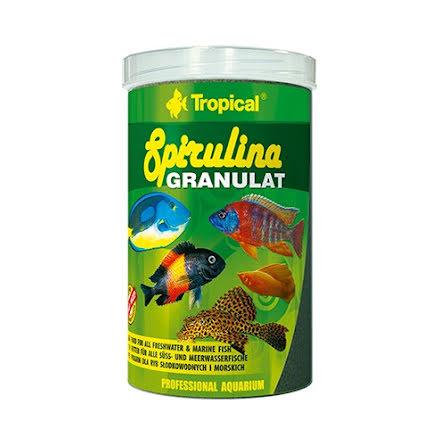 Spirulina Granulat Tropical 250ml