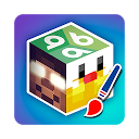 QB9's 3D Skin Editor for Minecraft 2.1.4 APK ダウンロード