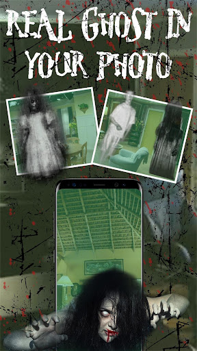 Ghost Detector Prank - Ghost Detector Camera Pro app (apk