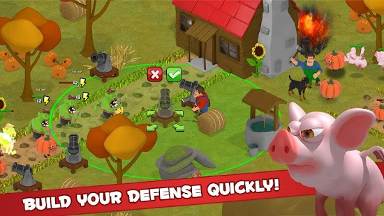 Battle Bros - Tower Defense- screenshot thumbnail