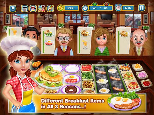 玩免費休閒APP|下載早餐烹飪瘋狂 app不用錢|硬是要APP