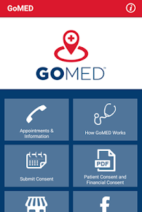 GoMED- screenshot thumbnail